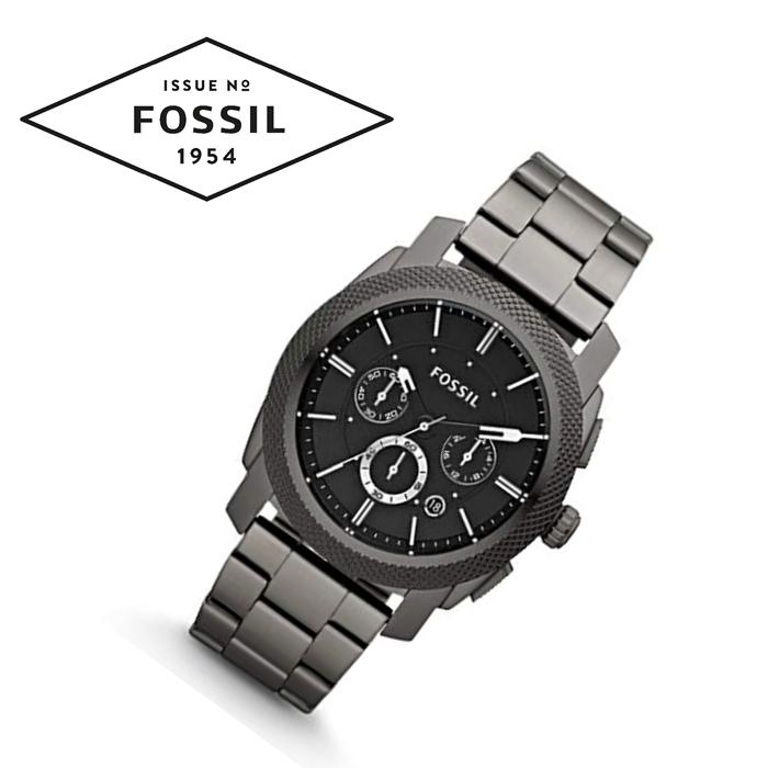 Fossil 男士石英手表