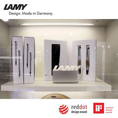 德国Lamy 圆珠笔和自动铅笔套装 私人定制礼盒
