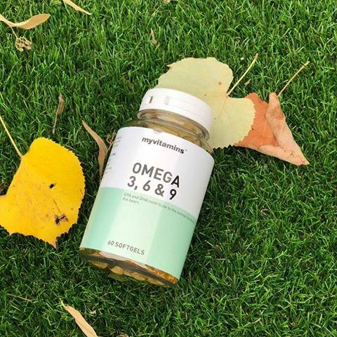 Myvitamins Omega-3-6-9 深海鱼油胶囊