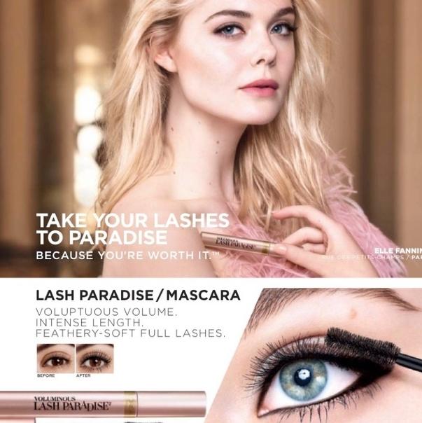开价中最好用的睫毛膏!!L'Oréal Paris Paradise 睫毛膏