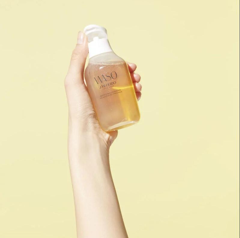 Shiseido WASO 系列 蜂蜜速效温和洁面啫喱
