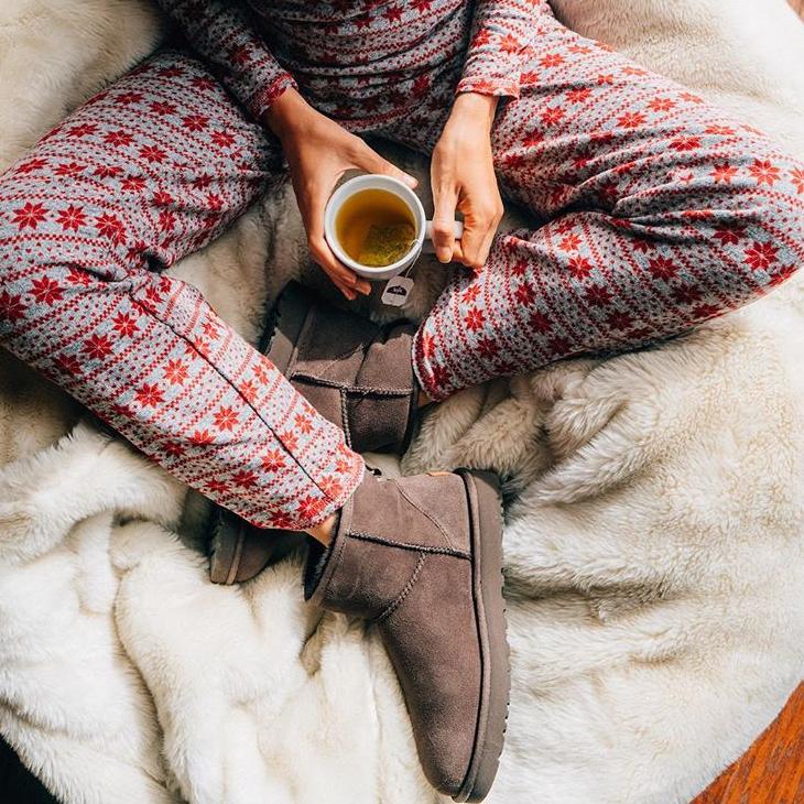 反季收UGG经典款雪地靴,这个冬天暖暖的~