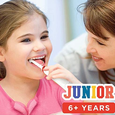 专为青少年设计 Oral-B  Junior 充电电动牙刷 米妮版