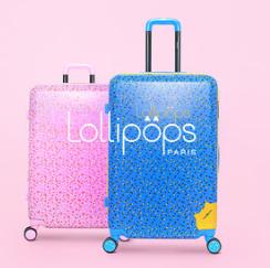 法国萌系旅行箱品牌Lollipops