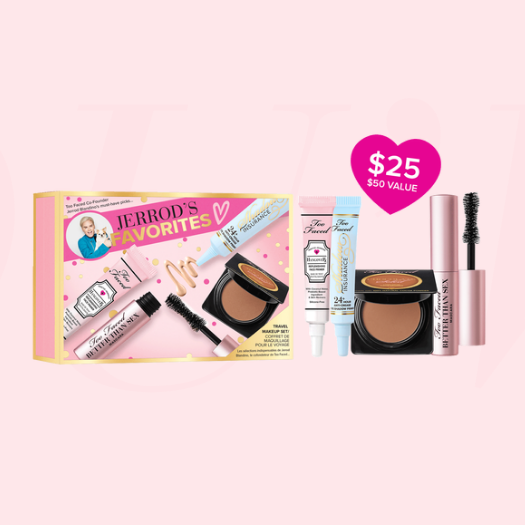 Too Faced You've got the best of me 创始人必Pick经典四件套