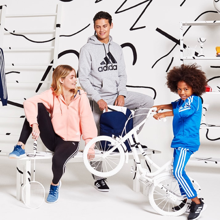 BACK TO SCHOOL 开学季! Adidas 官网折上折来啦!