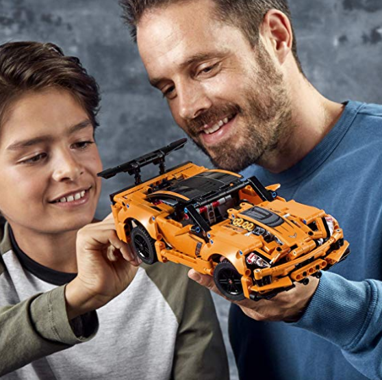 乐高(LEGO) 机械组Technic雪佛兰42093 Corvette ZR1