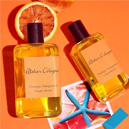 周董代言 Atelier Cologne 「赤霞橘光Orange Sanguine」精醇古龙
