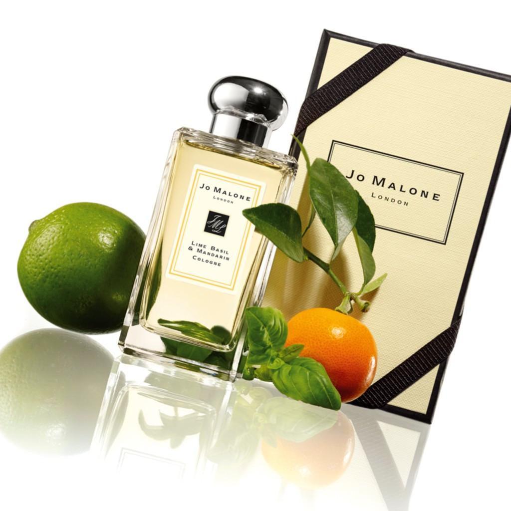 Jo Malone 青柠罗勒与柑橘香水