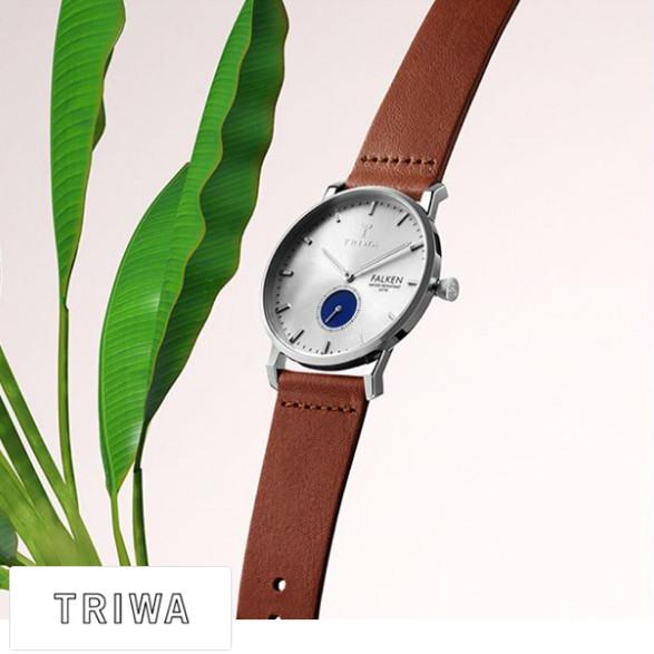 瑞典独立小众品牌 TRIWA 腕表及墨镜
