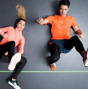 实用不浮夸 最舒适的运动品牌 New Balance新百伦