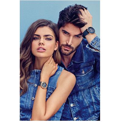 性感、年轻和时尚的代名词 GUESS 精致腕表