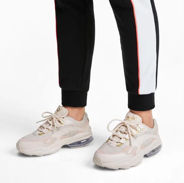 复古老爹鞋再一发!PUMA CELL Venom Hypertech女款运动鞋