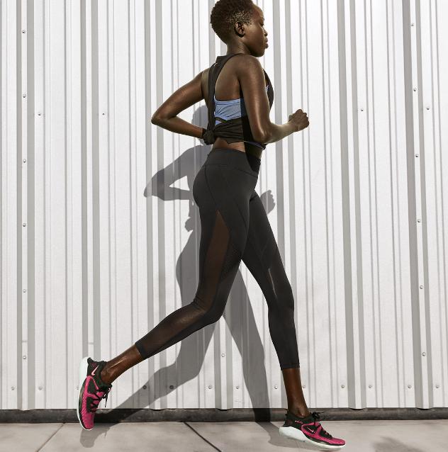 Nike Epic Lux女子健身跑步紧身裤