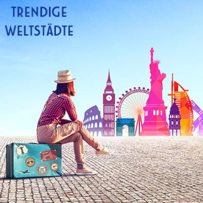 Trendige-Weltstadte城市游