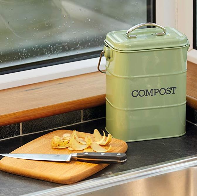 Kitchen Craft家用厨房堆肥箱 四色可选