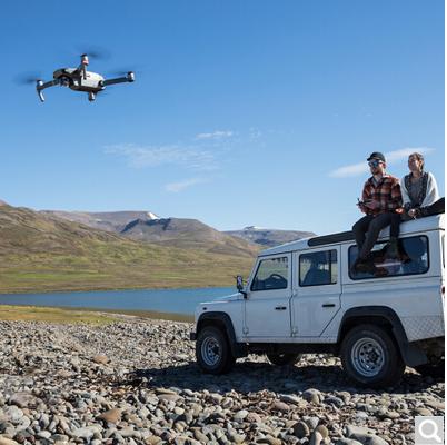 DJI 大疆 无人机 御Mavic Pro 铂金版 迷你可折叠4K超清航拍无人机