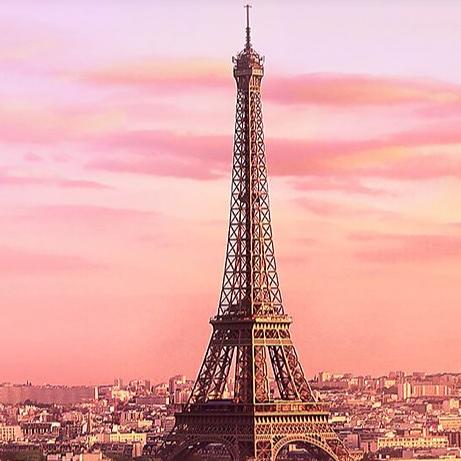 Paris巴黎迷人浪漫之旅