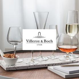 德国高品质日用餐具 Villeroy & Boch唯宝餐具和灯具
