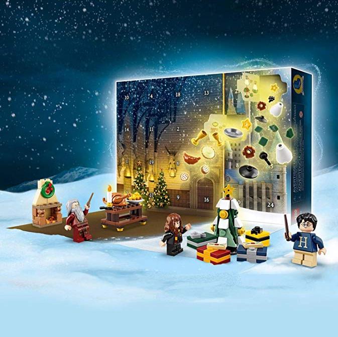 LEGO 75964 Harry Potter哈利波特圣诞倒数日历