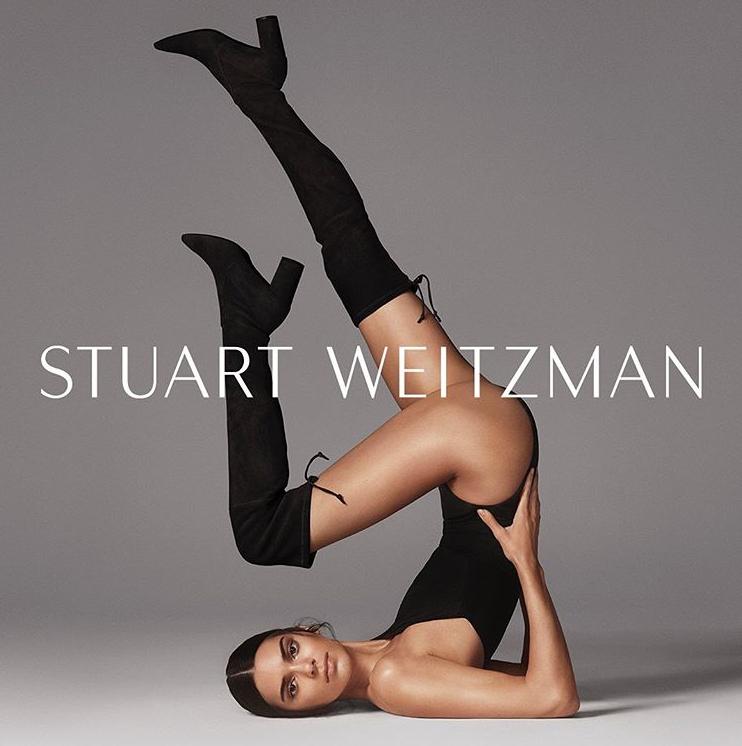 冬天必不可少的时尚单品!快来收Stuart Weitzman绝美过膝长靴!