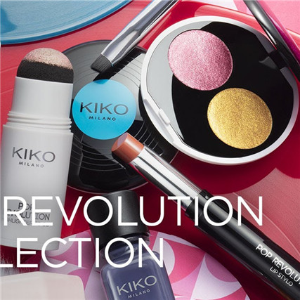 KIKO最新限量系列 Pop Revolution