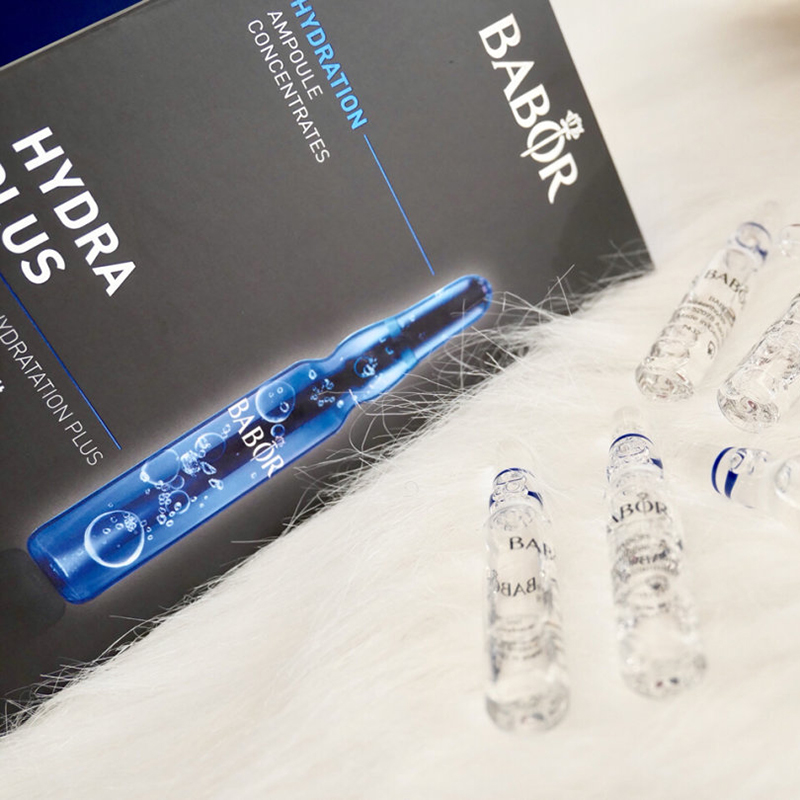 BABOR  Hydra Plus 芭宝 全效补水玻尿酸精华安瓶 7 × 2 ml