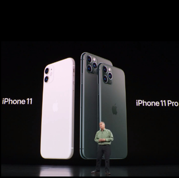 最新iPhone 11、iPhone 11 Pro、iPhone 11 Pro MAX