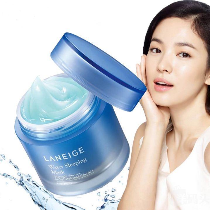 为亚洲女性提供全方位的肌肤问题解决方案 Laneige兰芝护肤系列