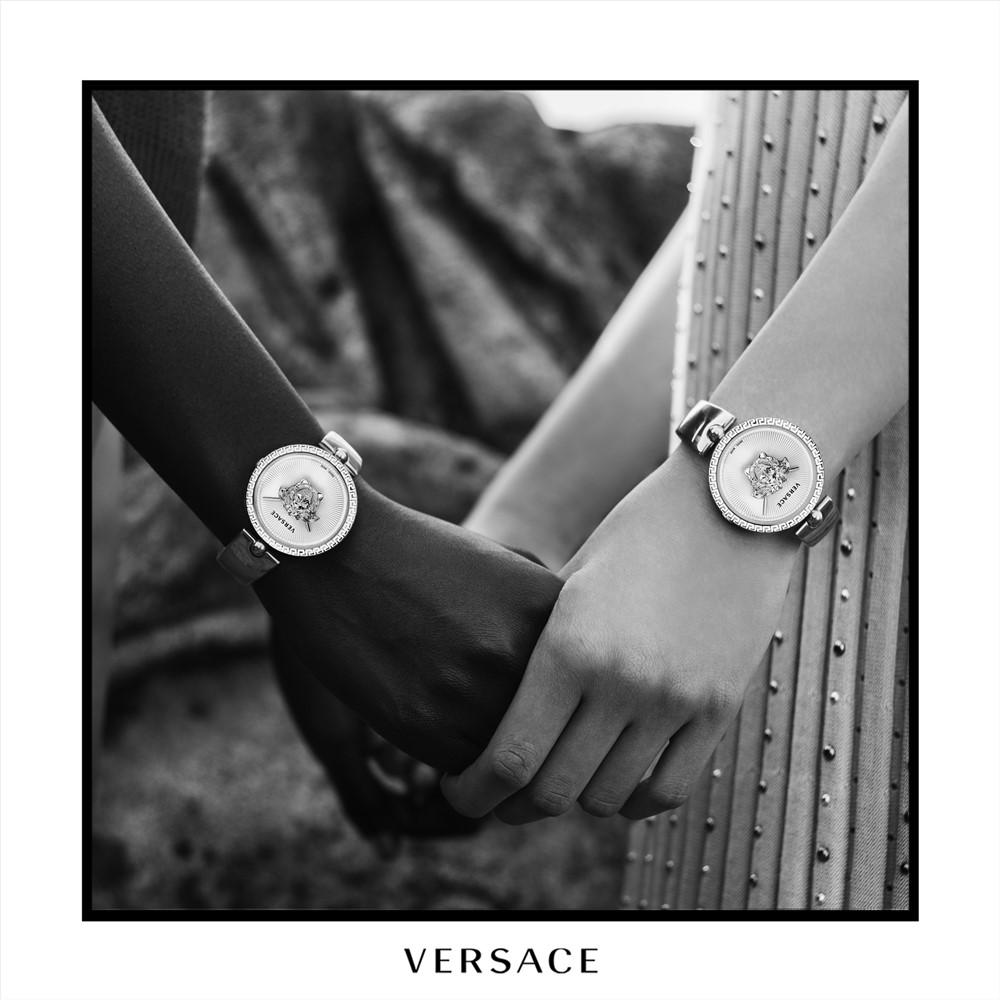 史低价三折!探索真心本色 Versace腕表