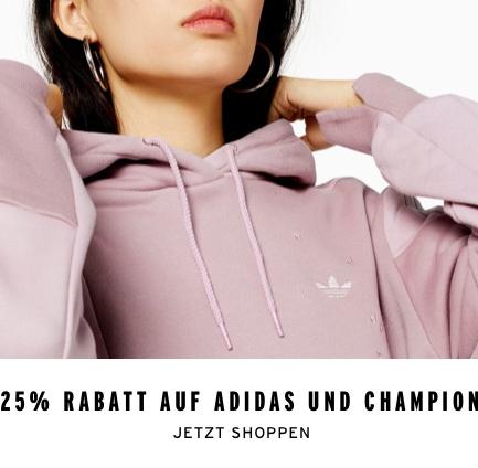 Adidas&Champion 双品牌折扣!