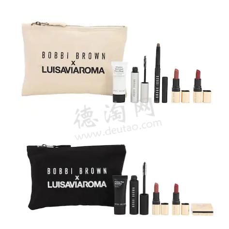 Bobbi Brown x 奢侈品电商Luisaviaroma 独家推出彩妆礼包