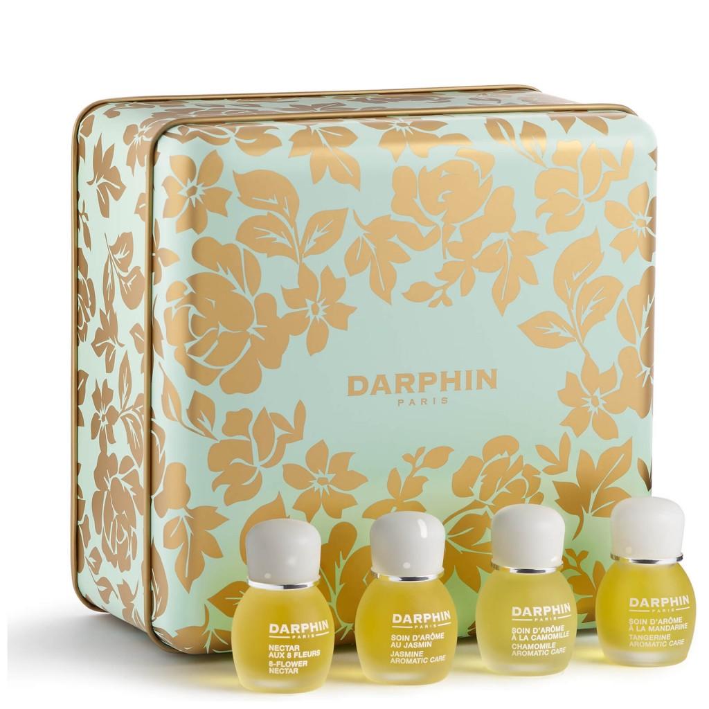 法国香疗护肤鼻祖-Darphin迪梵 经典精油套装