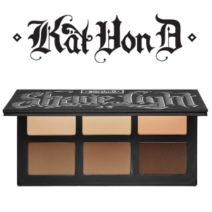 Kat von D Shade + Light Contour Palette 修容盘