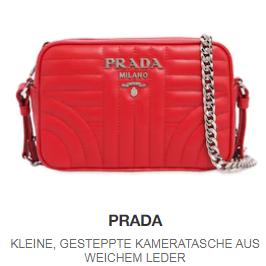 完美主义Prada,古典与现代的结合