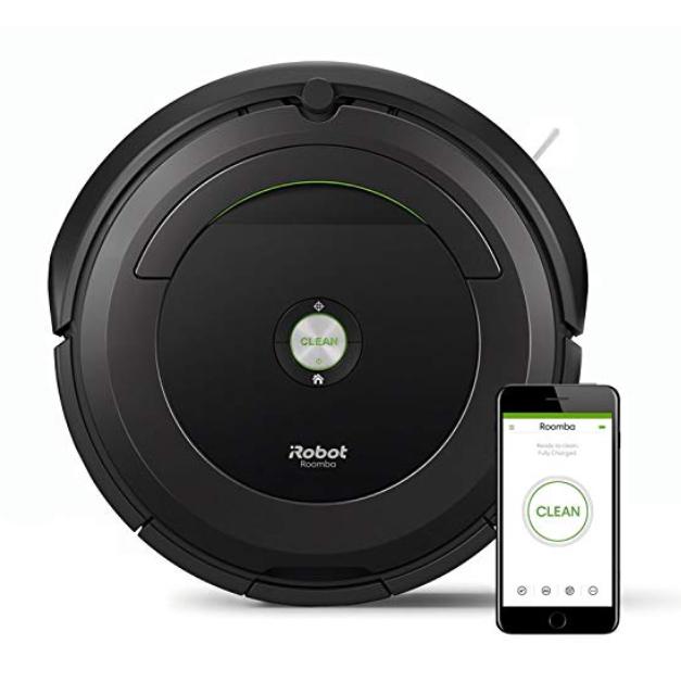 iRobot Roomba 696扫地机器人 用科技解放双手