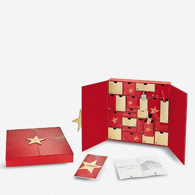 Giorgio Armani 2019 彩妆香水圣诞倒数日历