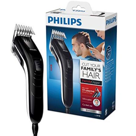 留德必备!Philips男士电动剃发刀