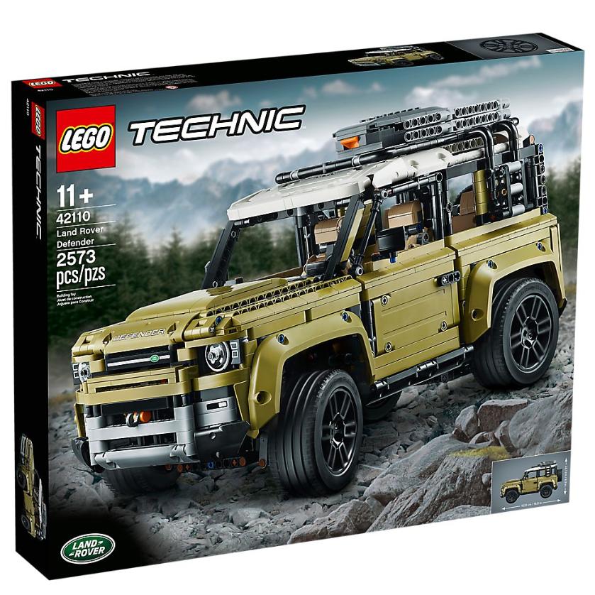 车迷心动款!路虎卫士Land Rover Defender