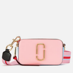 """【直邮中国】时尚""""小别针""""带上身!Marc Jacobs 多款经典款包包"""