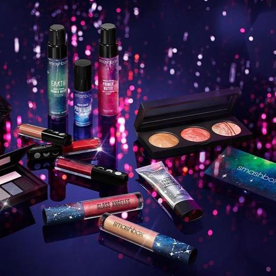 好莱坞最狂野的彩妆品牌Smashbox