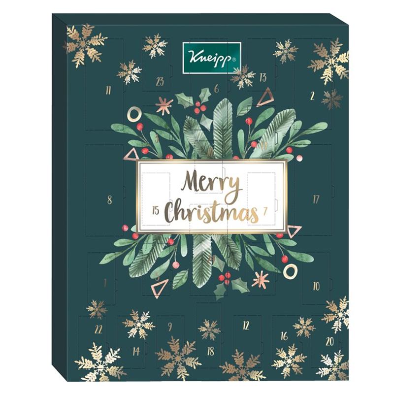 Kneipp Adventskalender 圣诞倒数日历