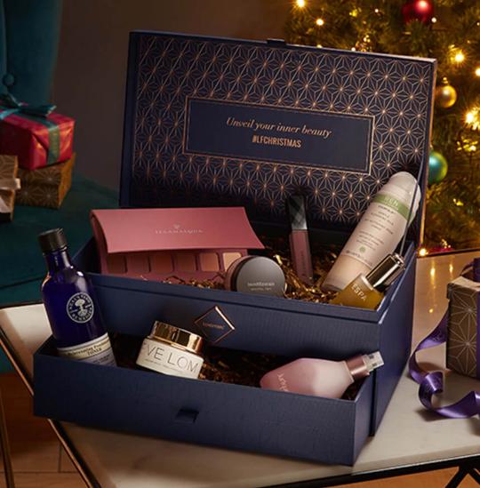 Lookfantastic 圣诞奢华礼品盒!