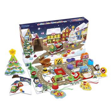 Vtech 伟易达 TUT Baby Flitzer儿童玩具车圣诞日历