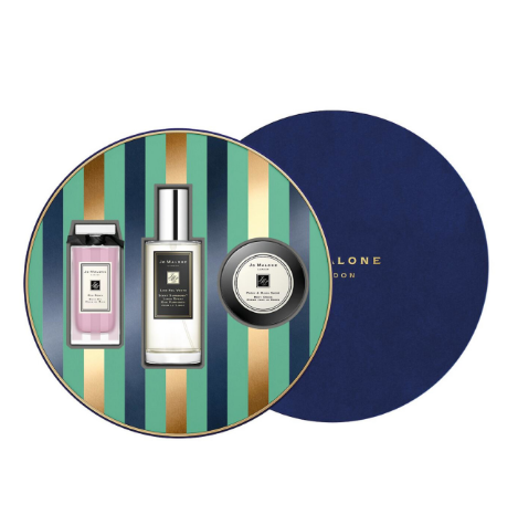 Jo Malone  Scented Bedtime圣诞限量圆礼盒
