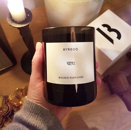 BYREDO Chai 马萨拉茶蜡烛
