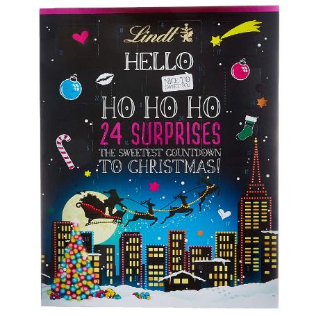 Lindt HELLO Adventskalender 瑞士莲圣诞日历