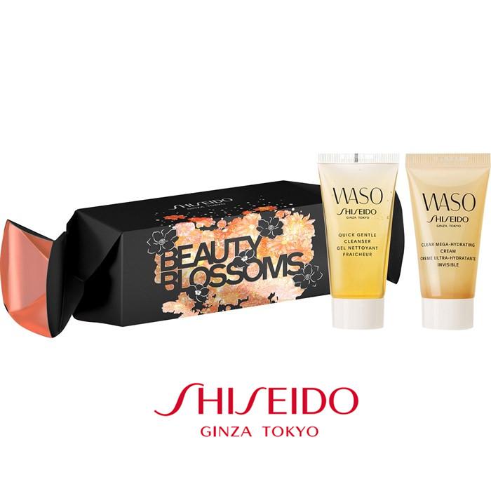 Shiseido Waso 资生堂 青春日和新手套装