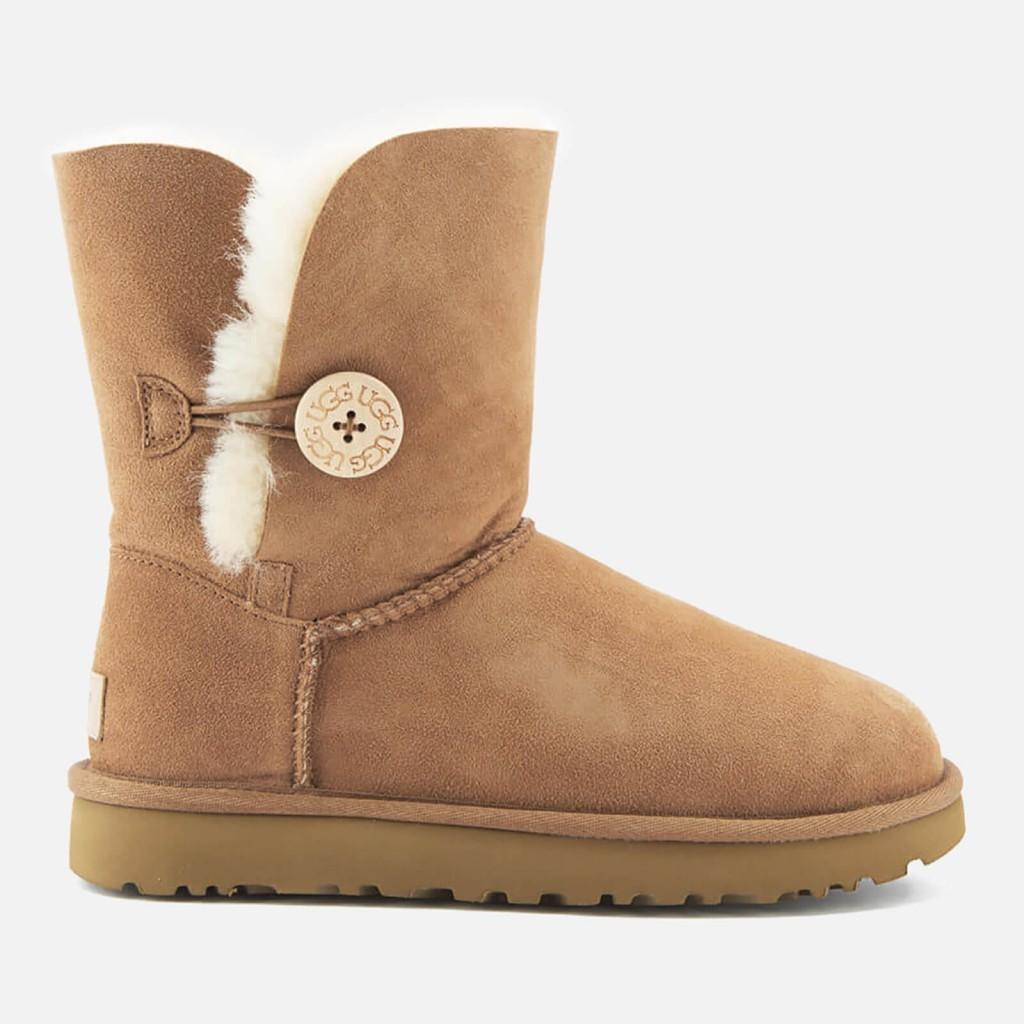 UGG经典纽扣雪地靴 Bailey Button II 最新款