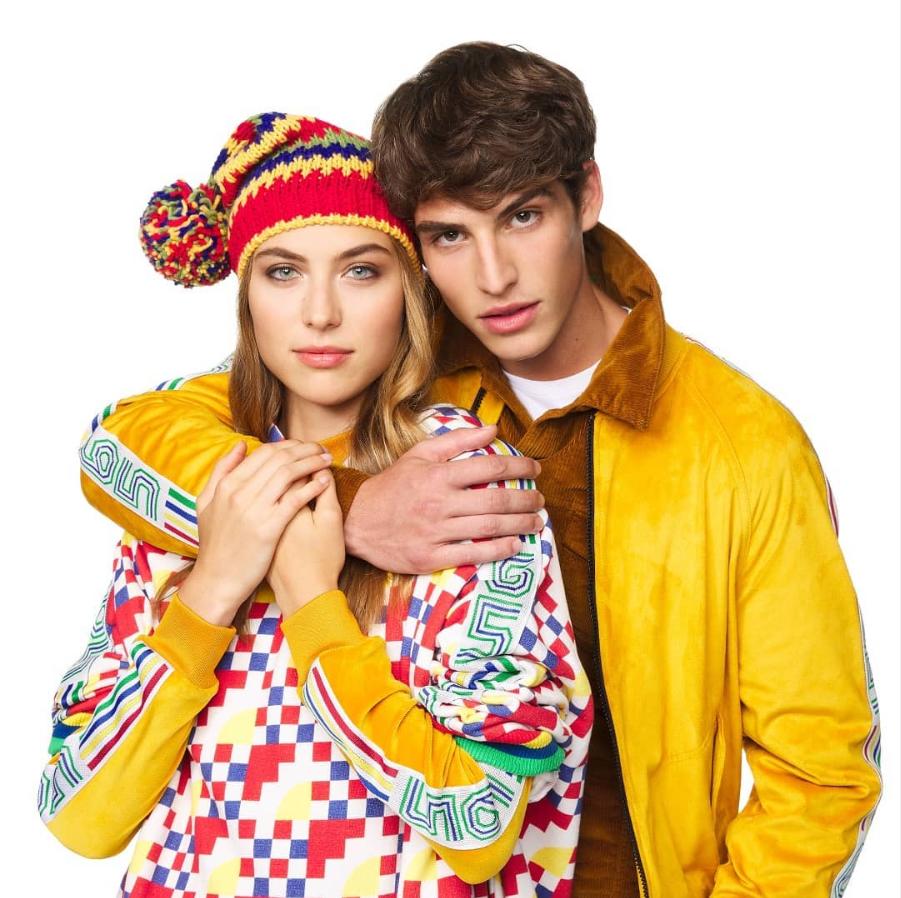 年轻有活力 United Colors of Benetton 男女服饰及童装